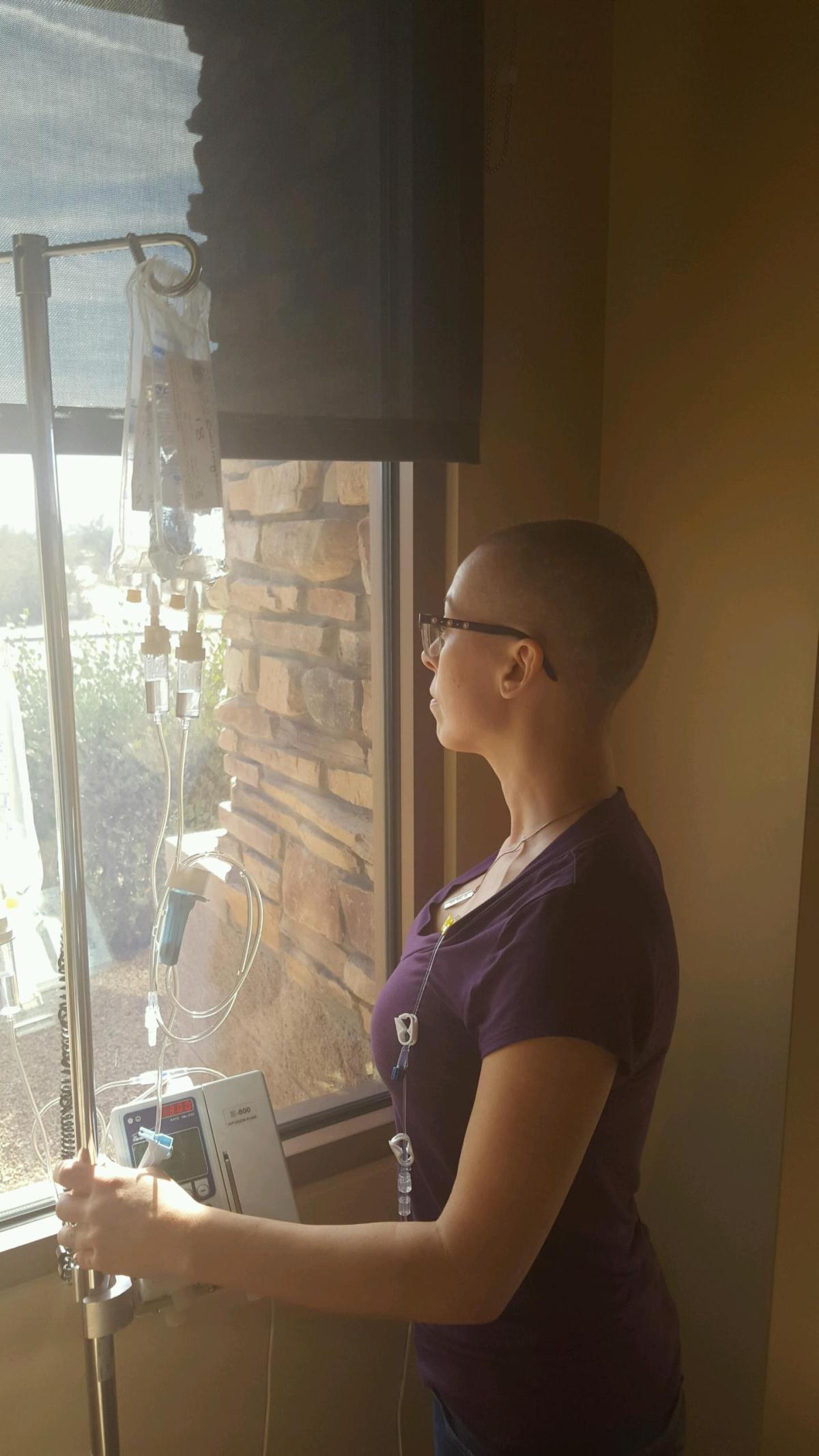 (16-01-29) Chemo Session#3